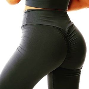Pants - 🏴 Brazilian Thick Supplex Booty Scrunch Leggings